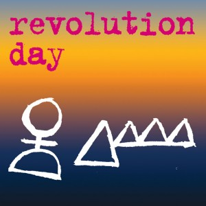 Revolution Day album cover